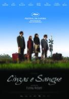 Cendres et sang - Portuguese Movie Poster (xs thumbnail)