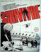 Survive - French Movie Poster (xs thumbnail)