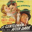 A Gentleman After Dark - Movie Poster (xs thumbnail)