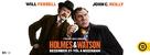 Holmes and Watson - Hungarian poster (xs thumbnail)