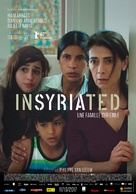 Insyriated - Belgian Movie Poster (xs thumbnail)