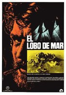 """Der Seewolf"" - Spanish Movie Poster (xs thumbnail)"