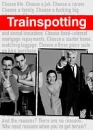 Trainspotting - Movie Poster (xs thumbnail)