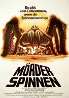 Kingdom of the Spiders - German Movie Poster (xs thumbnail)