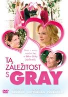 Gray Matters - Czech DVD cover (xs thumbnail)