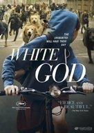 Fehér isten - DVD movie cover (xs thumbnail)