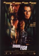 Swordfish - Movie Poster (xs thumbnail)
