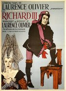 Richard III - Danish Movie Poster (xs thumbnail)