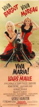 Viva María! - French Movie Poster (xs thumbnail)