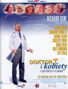 Dr. T & the Women - Polish Movie Poster (xs thumbnail)