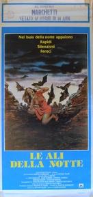 Nightwing - Italian Movie Poster (xs thumbnail)