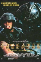 Starship Troopers - Italian Movie Poster (xs thumbnail)