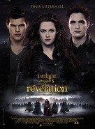 The Twilight Saga: Breaking Dawn - Part 2 - French Movie Poster (xs thumbnail)