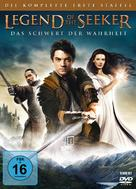 """Legend of the Seeker"" - German Movie Cover (xs thumbnail)"