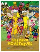Cykelmyggen og dansemyggen - French Movie Poster (xs thumbnail)