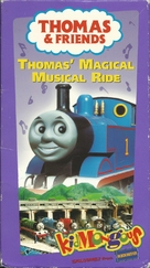 """Thomas the Tank Engine & Friends"" - VHS movie cover (xs thumbnail)"