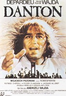 Danton - Spanish Movie Poster (xs thumbnail)