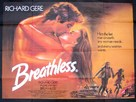 Breathless - Movie Poster (xs thumbnail)