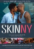 The Skinny - German Movie Poster (xs thumbnail)