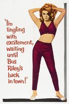 Bus Riley's Back in Town - Teaser movie poster (xs thumbnail)