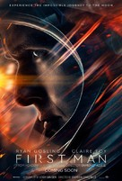 First Man - Movie Poster (xs thumbnail)