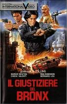 Giustiziere del Bronx, Il - Italian Movie Cover (xs thumbnail)