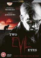 Due occhi diabolici - British DVD movie cover (xs thumbnail)