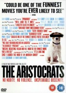 The Aristocrats - British Movie Cover (xs thumbnail)