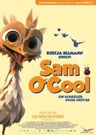 Gus - Petit oiseau, grand voyage - German Movie Poster (xs thumbnail)