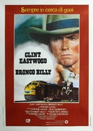 Bronco Billy - Italian Movie Poster (xs thumbnail)