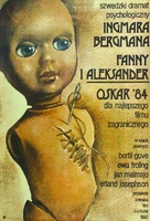 Fanny och Alexander - Polish Movie Poster (xs thumbnail)