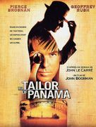 The Tailor of Panama - French poster (xs thumbnail)
