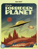 Forbidden Planet - British Movie Cover (xs thumbnail)