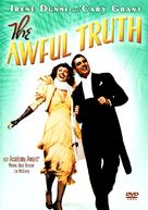 The Awful Truth - DVD cover (xs thumbnail)