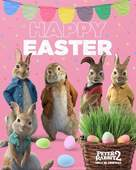 Peter Rabbit 2: The Runaway - International Movie Poster (xs thumbnail)