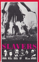 Slavers - Finnish VHS movie cover (xs thumbnail)