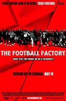 The Football Factory - Movie Poster (xs thumbnail)