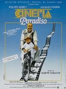 Nuovo cinema Paradiso - French Movie Poster (xs thumbnail)