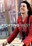 Richting west - Dutch DVD cover (xs thumbnail)