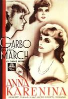 Anna Karenina - Swedish Movie Poster (xs thumbnail)
