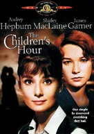 The Children's Hour - DVD movie cover (xs thumbnail)