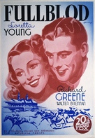 Kentucky - Swedish Movie Poster (xs thumbnail)