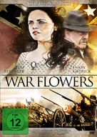 War Flowers - German DVD cover (xs thumbnail)