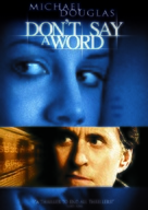 Don't Say A Word - DVD movie cover (xs thumbnail)