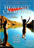 Heavenly Creatures - French Movie Poster (xs thumbnail)