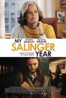 My Salinger Year - Movie Poster (xs thumbnail)