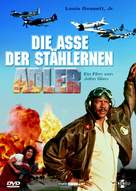 Aces: Iron Eagle III - German Movie Cover (xs thumbnail)