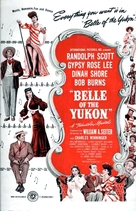 Belle of the Yukon - poster (xs thumbnail)