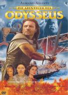 """The Odyssey"" - German DVD movie cover (xs thumbnail)"