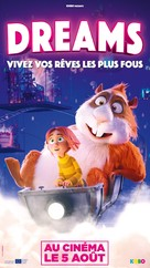 Dreambuilders - French Movie Poster (xs thumbnail)
